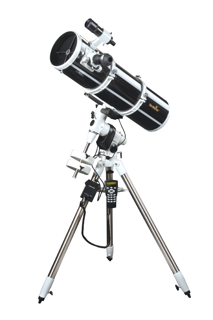 Skywatcher: Explorer-200PDS Dual-Speed Newton mit EQ-5 PRO GOTO Montierung